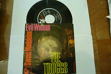 "THE TROGGS""EVIL WOMAN-disco 45 giri HANSA Ger 1968"" BEAT UK"