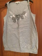 ladies sleveless top - size 16 - rocha