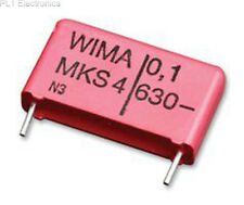 WIMA - MKS2D031001A00KSSD - CAPACITOR, 0.1UF, 100V Price For: 5