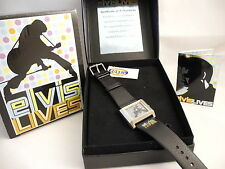 FOSSIL Elvis Presley ELVIS LIVES LTD ED LADIES Watch NEW