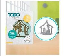 Todo Cutting & Embossing Die - Nativity Scene - Christmas - 21009 - New Out