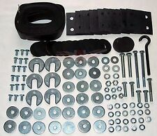 New Triumph TR4 Body Mount Hardware Kit High Quality Made in the UK