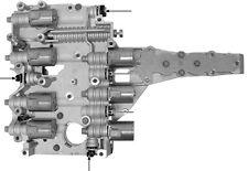 5R110W VALVE BODY FORD F- 250 SUPERDUTY 05-08 V85.4L/ 6.0L 6.4L V10 6.8L