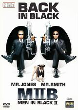 MEN IN BLACK II / 2 DVD-SET - NEU