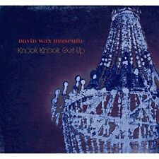 Knock Knock Get Up [Digipak] by David Wax Museum (CD, Jun-2013, Thirty Tigers)