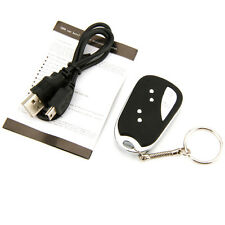 HD Spy Camera Hidden Mini Car Key 720P Video Recorder DVR Key Chain Camcorder DV