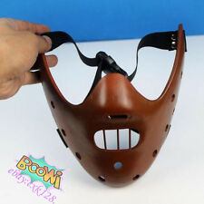 HotNew Silence of the Lambs Hannibal Lecter Film Characte Coffee Mask Craft Gift