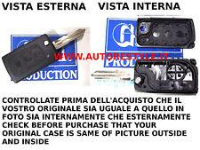 COVER GUSCIO PER CHIAVE TELECOMANDO 3 TASTI GREATWALL VOLEEX HOVER STEED