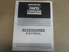 1991 Quicksilver Parts Catalog Accessories Electrical OEM Boat 91
