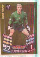 2012/2013 Match Attax Legend 465-Man City Joe Hart