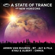 State of Trance 650: New Horizons by Armin van Buuren (CD, Feb-2014, 5 Discs,...