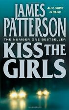 JAMES PATTERSON ____ KISS THE GIRLS _____ MANCHADO EN TIENDA ___ ENVÍO GRATIS RU