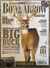 Bow And Arrow Big Buck Honey Holes Elk Hunting Nov/Dec 2015 FREE SHIPPING