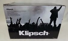 Klipsch ProMedia 2.1 Computer Sound System Speakers / Used / In Box #Op9jk