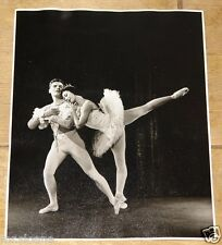 MARGOT FONTEYN VINTAGE ORIGINAL BALLET HOUSTON ROGERS BALLET PRESS PHOTO 1950s