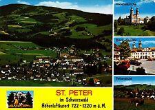 St. Peter im Schwarzwald , Ansichtskarte,1979 gelaufen