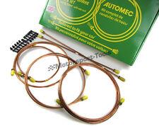 """Tuyau de frein cuivre Automec Set Kit Ford Consul 375 Mk1 & Zephyr Zodiac """" 50-56 RHD"""