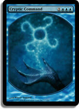 Player Rewards Promos Cryptic Command - Foil Textless Player Rewards x1 Moderate