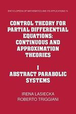 Encyclopedia of Mathematics and Its Applications Ser.: Control Theory for...
