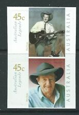 AUSTRALIA 2001 SLIM DUSTY COUNTRY SINGER SELF ADHESIVE UNMOUNTED MINT, MNH