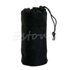 NEW Outdoor Tactical Military Water Bottle Bag Kettle Pouch Holder Carrier