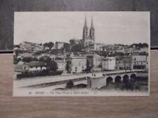 CPA - NIORT - Les vieux ponts et Saint-André