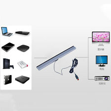 Wired Replacement Infrared TV Ray Sensor Bar for Nintendo Wii Wii U Console UR