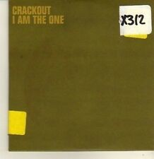 (CP292) Crackout, I Am The One - 2002 DJ CD