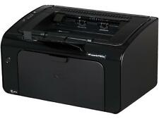 HP LaserJet Pro P1102w (CE658A) Up to 19 ppm 1200 dpi USB/Wireless Monochrome La