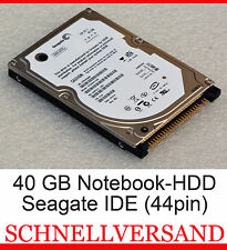 40 GB IDE PATA SCHNELLE NOTEBOOK FESTPLATTE HDD IBM THINKPAD T30 T42p R50p R51E