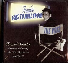 FRANK SINATRA - FRANKIE GOES TO HOLLYWOOD   BOX 3 CD  2004  COMET RECORDS
