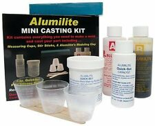 Alumilite Mini Casting Kit NEW, Free Shipping