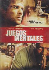 DVD - Juegos Mentales NEW Five Fingers Ryan Phillippe FAST SHIPPING !