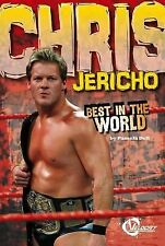 Chris Jericho : Best in the World by Pete Delmar (2013, Hardcover)