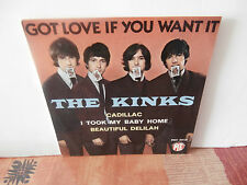 "the kinks""got love if you want it"".ep7""or.fr.vogue/pye:pnv 24131.biem-rare"