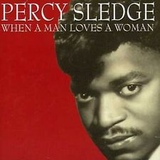 When A Man Loves A Woman - Percy Sledge (2011, CD NEUF)