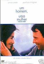 Un Homme et Une Femme / A Man and a Woman DVD [Claude Lelouch] [ in English ] R4
