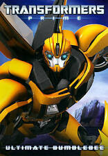 TRANSFORMERS PRIME - Ultimate Bumblebee DVD