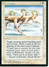 MAGIC THE GATHERING ICE AGE WHITE FORMATION