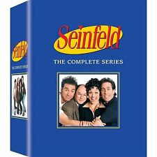 Seinfeld: The Complete Series [DVD Box Set, 180 Episodes, Region 1, 33-Disc] NEW