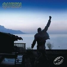 """QUEEN """"MADE IN HEAVEN"""" CD 2011 REMASTERED NEW+"""