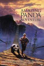 AMAZING PANDA ADVENTURE Movie POSTER 27x40 Ryan Slater Stephen Lang Yi Ding Wang