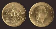 200 LIRE 1997 LEGA NAVALE ITALIANA - ITALIA FDC/UNC FIOR DI CONIO