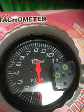 "5"" REV COUNTER TACHOMETER REV COUNTER NEW IN BOX brisca saloon hot rod stock rod"