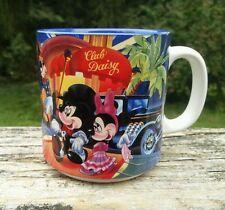 """Walt Disney World Disney MGM Studios Coffee Mug """"Club Daisy"""" Vintage 1987"""