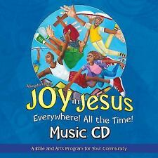Vacation Bible School VBS 2016 Joy in Jesus Music CD: Everywhere! All the Time