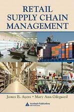 Retail Supply Chain Management (Series on Resource Management)-ExLibrary
