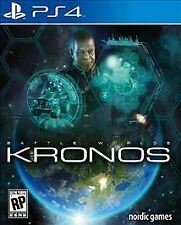 NEW Battle Worlds: Kronos (Sony PlayStation 4, 2016)