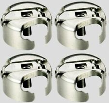 4 New Bobbin Cases  M-Style  fits Seiko STH-8BLD-3 industrial Sewing Machine