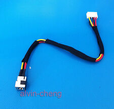 DC Power Port Jack Socket & Cable Wire FOR HP Compaq DV2000 V3000 G7000 A900